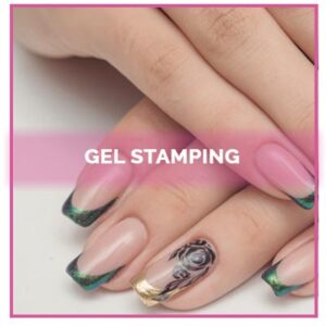 GEL STAMPING METALIC