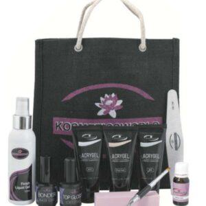 Kit Acrygel - Sistemas Acrílicos - Kosmeticsworld